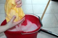 Desinfektionsmittel im Haushalt meiden