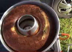 Marmorkuchen im Omnia